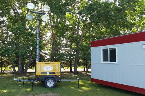 8 kW Light Tower